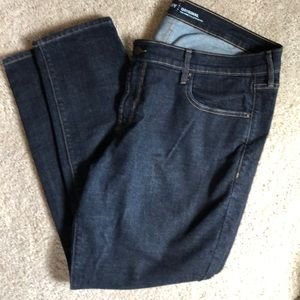 Old Navy 16short dark wash jeans